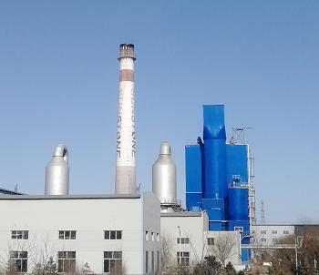 嘉峪关索通炭材料有限公司焙烧炉超低排放项目