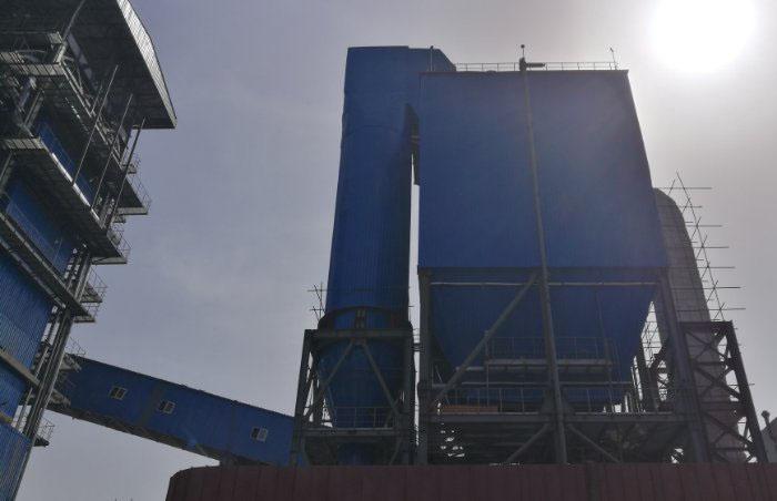 山西孝义华庆铝业有限公司160t/h 炉超低排放工程